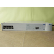 Switch 3com 1100 Super Stack 12 Portas 3c16951
