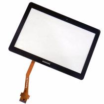 Tela Vidro Touch Scren Samsung Galaxy Tab P5100 P5110 10.1