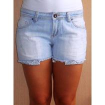 Marisa: Short Jeans Bolso Florido ¿ 40