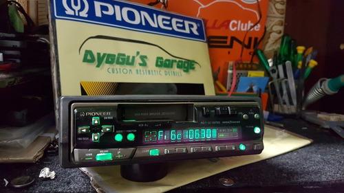 488d31df24b Radio Toca Fitas Pioneer Keh-p3750 Tudo Ok