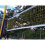 Kit Peteca Com Rede 4 Lonas + 2 Petecas Oficial Promoção Original