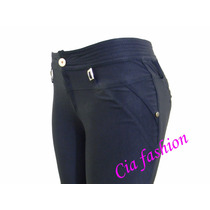 Calça Feminina Skinny Outlet Cia Fashion