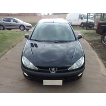 Peugeot 206 1.6 Flex Holiday Completo 2006