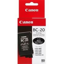 Cartucho Canon Bc-20 Black - Original