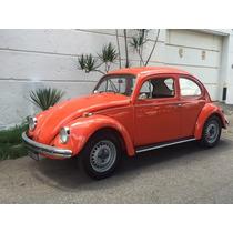 Fusca 1300 L 1976 Placa Preta