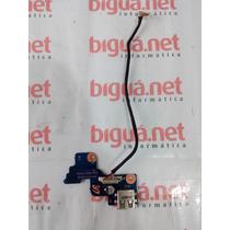 Placa Auxiliar Usb Notebook Samsung Rv415 Np-rv415l