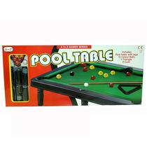Criança Mesa De Bilhar - Crianças Snooker Mini Tabletop Sn
