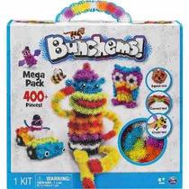 Quebra Cabeça Bunchems 3d Infatil + Brinde