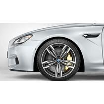 Jogo Roda Bmw M6 18x7 5x108 Ou 105 Focus Volvo Cruze+pneus