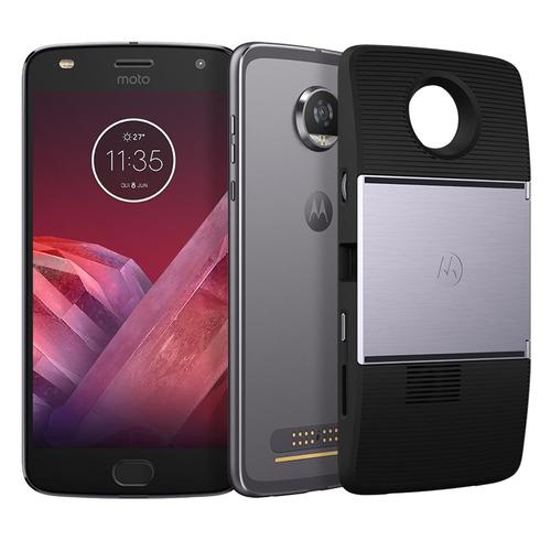Celular Smartphone Moto Z² Play Projector Edition Xt1710