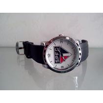 Relógio Masculino Esportivo São Paulo Fclube Frete Gratis