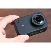 Filmadora Câmera De Ação Xiaomi Mijia 4k Wifi Tela 2,4 Touch