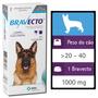 Anti Pulgas E Carrapatos Bravecto P  Cães 20 A 40kg V. 06 20