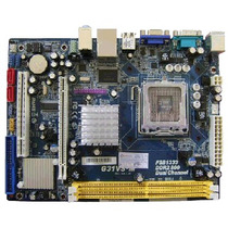 Placa Mae Phitronics G31vs-m Intel Lga 775 Ddr2 *semi Nova*