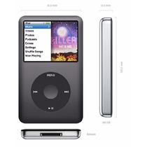 Novo - Apple Ipod Classic 160gb 7g - Raridade + 5 Brindes