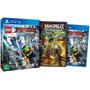 Lego Ninjago O Filme Videogame Edição Limitada (port.) - Ps4