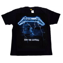 Camiseta Metallica Original Consulado Do Rock 681