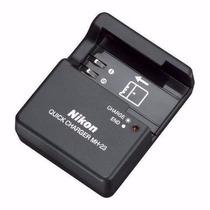 Carregador P/ Nikon Mh 23 En-el9 En-el9a D40 D60 D3000 D5000
