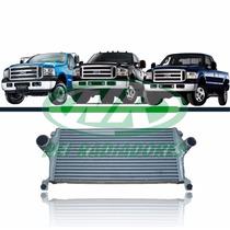 Radiador Intercooler Ford F250/f350/f4000 Ano 99 Em Diante