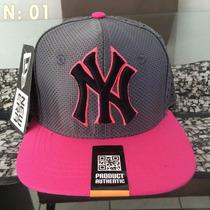 Bonés Aba Reta Billabong, Rip, Curl, Fixa, Yankees New York