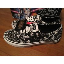 Tenis Vans Star Wars Stormtrooper 39 Ed Ltd Old School Skool