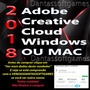 Adobe Cc 2018 Win Ou Mac Online Creative Cloud - Cs7 Oficial