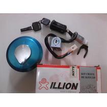 Jogo Travas Com (4 Peças) Honda Cg 125 Titan 00/01 (illion)