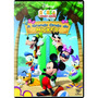 Dvd A Casa Do Mickey Mouse Da Disney - A Grande Onda Do Mick