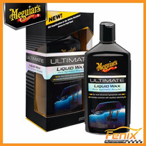 Cera Liquida Ultimate Wax 473ml + Flanela- G18216 - Meguiars