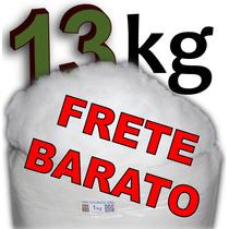 13kg Fibra Siliconada 1a Linha Refil Almofadas Travesseiros
