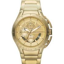 Relógio Armani Gold Ax1407 Video Real Produto
