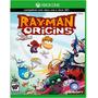 Rayman Origins Xbox One E Xbox 360 Mídia Física Lacrado