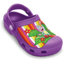 Sandália Infantil Crocs Dora Explorer