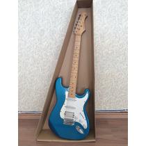 Guitarra Groovin Gst270stx Azul, (saldão), Atacado Musical