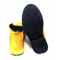 Bota Botina Country Masculina Couro New Holland Agriculture
