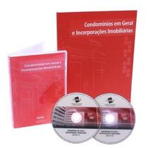 Curso Condomínios Em Geral E Incorporações Imobiliária Dvd