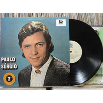 Paulo Sergio - Vol.2 Orquestra Pereira Santos Lp Beverly