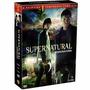Dvd - Box Supernatural: Sobrenatural: 1ª Temporada - 6 Disco