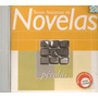 Cd Temas Nacionais De Novelas - Vários Artistas
