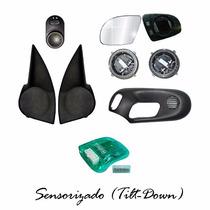 Kit Retrovisor Elétrico Se Gm Corsa Classic 98 Diant Gmse103