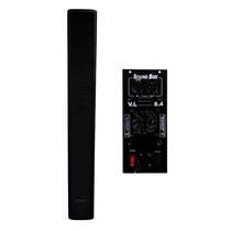 Caixa Som Ativa Coluna Sound Box Vl 8.4 400 Watts - Preta