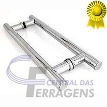 Puxador Porta Madeira 50cm De Comprimento X 30cm Entre Furos