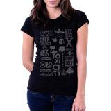 Camiseta Blusa Feminina Toxicity System of a down