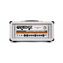 Cabeçote P/ Guitarra Orange Rockerverb 100 Mk Ii Branco