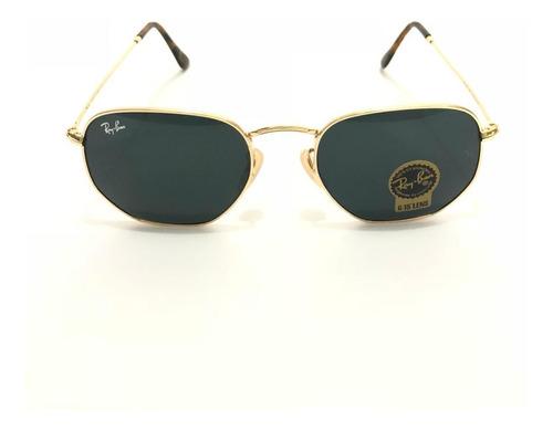 8d7ae0249 Óculos De Sol Ray Ban Feminino Masculino Promoção Hexagonal