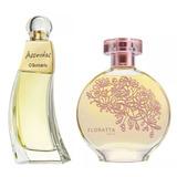Combo Accordes + Floratta Gold Des. Colônia, 75ml Oboticário