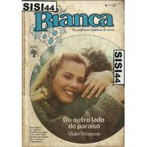 Do Outro Lado Do Paraíso Violet Winspear Bianca Florzinha 13