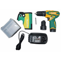 Furadeira Parafusadeira Makita Bateria Hp2016d+maleta Bivolt