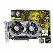 Placa De Vídeo Geforce Gtx 550ti 1gb Gddr5 128bits
