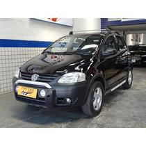 Volkswagen Crossfox 1.6 Total Flex Ano 2006/2006 (6682)